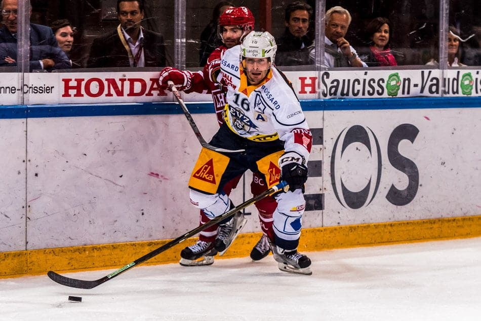 Swiss Hockey League